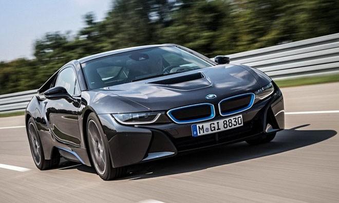 Có tiền chưa chắc đã mua được... BMW i8