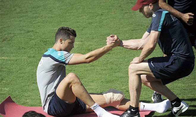 Ronaldo: Sự rút lui kịp thời cũng là một chiến thắng