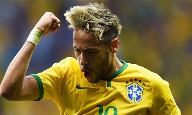 BẢN TIN Thể thao sáng: Neymar đeo băng thủ quân Brazil