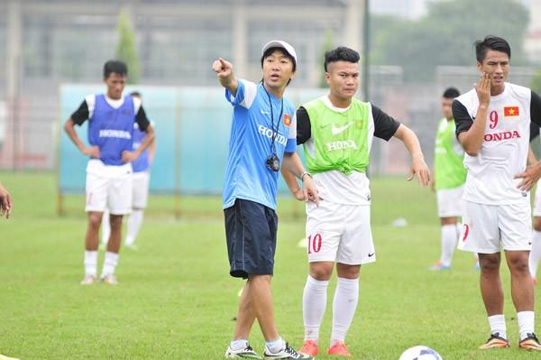 HLV Miura sẽ bổ sung thêm 4 cầu thủ từ đội tuyển Việt Nam.