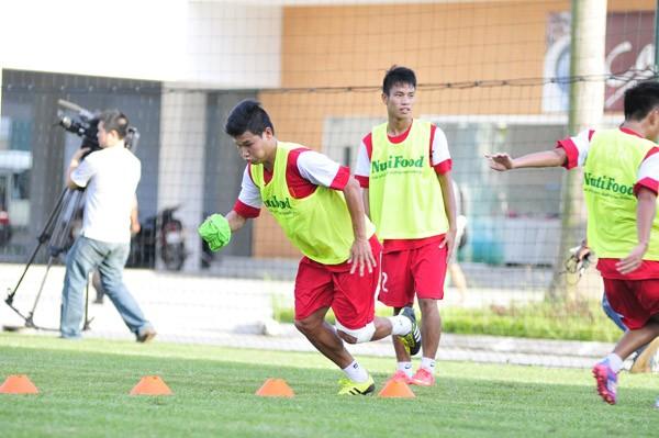 U19 Việt Nam nhận tin vui từ Đông Triều