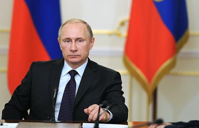 Tổng thống Nga triệu tập quân dự bị