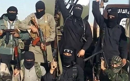 Các tay súng IS