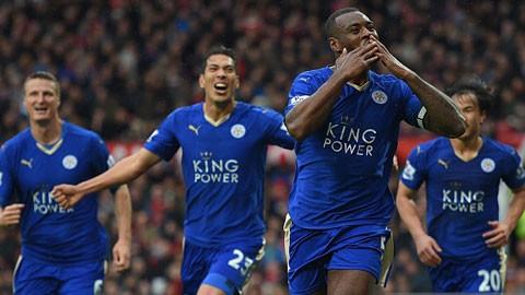 Hành trình vô địch thần kỳ của Leicester City
