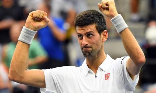 Djokovic tiến gần đến mục tiêu bảo vệ danh hiệu Mỹ Mở rộng.