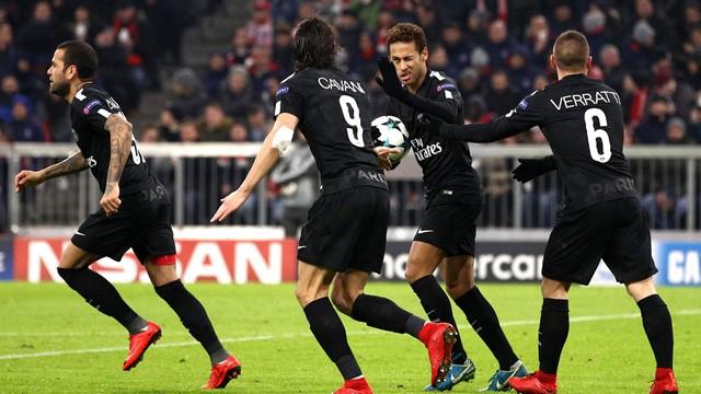 Neymar và các đồng đội có một trận đấu đáng thất vọng