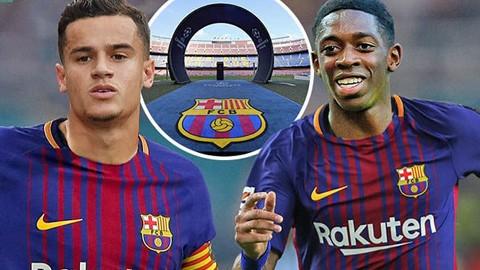 Hối hả chiêu binh, Barca tiêu sạch tiền bán siêu sao Neymar