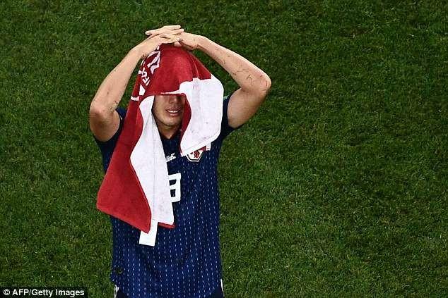 Đội tuyển Nhật Bản: Hỏa ngục của lòng tự tôn!