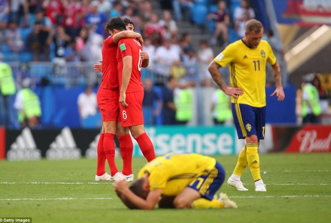 Thụy Điển rời World Cup: Trong nỗi nhớ những họng thần công