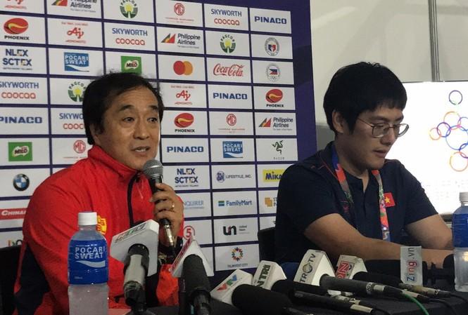 'Phó tướng' của thầy Park tiết lộ bí quyết thắng chung kết SEA Games