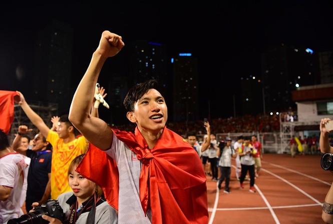 U22 Việt Nam vô địch SEA Games: Xứng danh quân vương