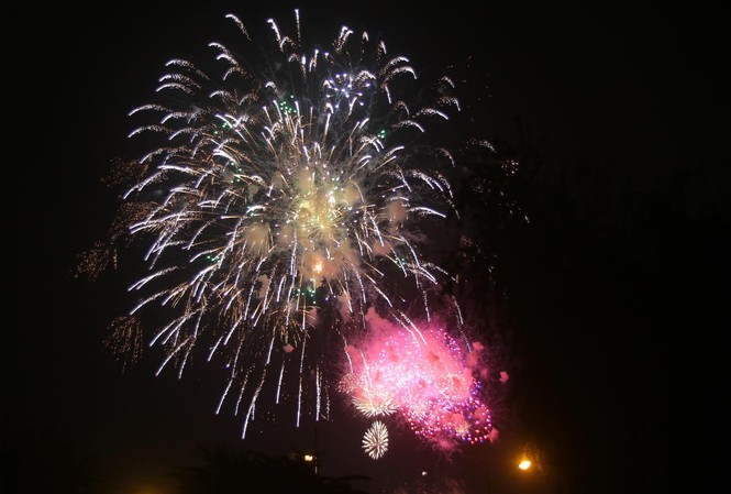 Cả nước chính thức bước sang năm mới Tân Sửu 2021