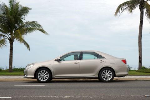 Xe Toyota Việt Nam không dính lỗi triệu hồi