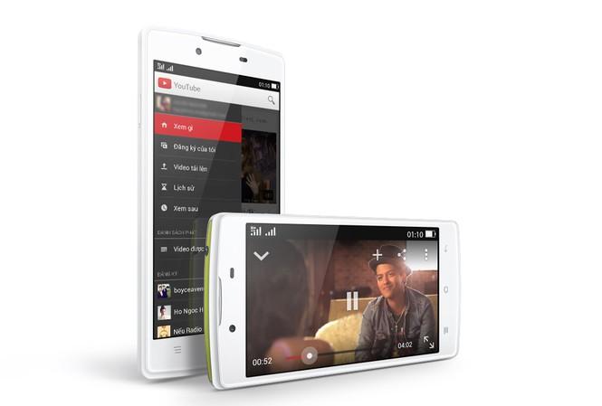 Oppo Neo 3 ra mắt với giá 'dễ thương'