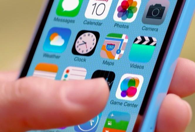 iPhone 5c bản khóa mạng Nhật đang gây bão