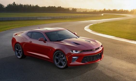Xế hộp cơ bắp Chevrolet Camaro 2016 thay đổi những gì?
