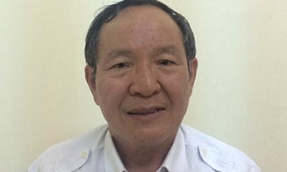 Trần Văn Khương (SN 1950), nguyên Kế toán trưởng Công ty Vinashinlines