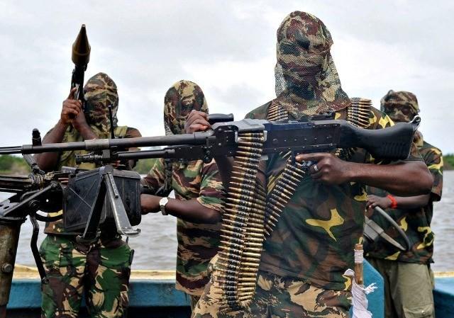 Các tay súng Boko Haram. (Nguồn: AFP)