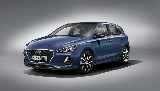 Hyundai i30 mới: Xe Hàn mang chất Audi