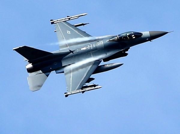 Một máy bay chiến đấu của quân đội Mỹ. (Nguồn: Associated Press)