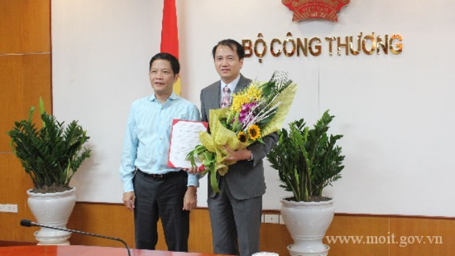 Bộ Công Thương bổ nhiệm lãnh đạo Tổng cục Năng lượng