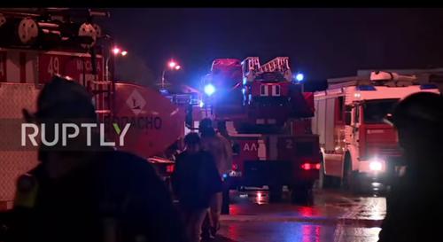 Bản tin 20H: 8 lính cứu hỏa Nga thiệt mạng