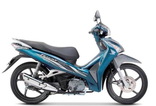 Honda Future nâng cấp, chuẩn khí thải EURO3