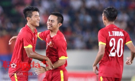 Việt Nam chạm trán Iraq, Triều Tiên ở VCK U19 châu Á