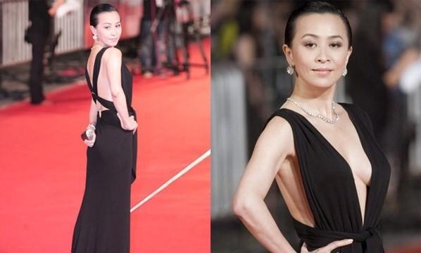 Sang tuổi 51, Lưu Gia Linh vẫn đắt show sự kiện và là gương mặt đại diện của những thương hiệu thời trang nổi tiếng.