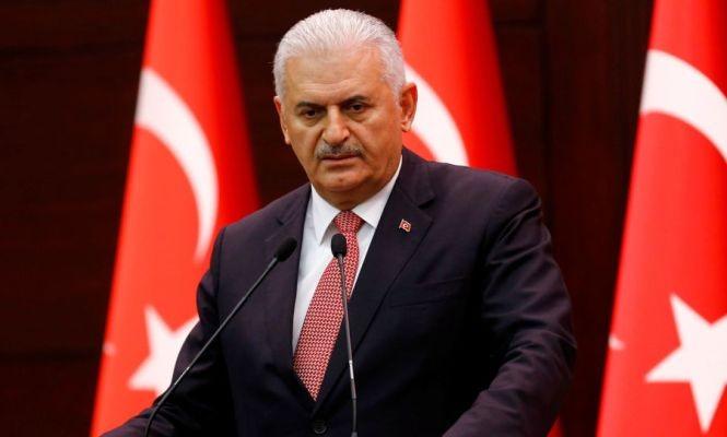 Thủ tướng Thổ Nhĩ Kỳ Yildirim.