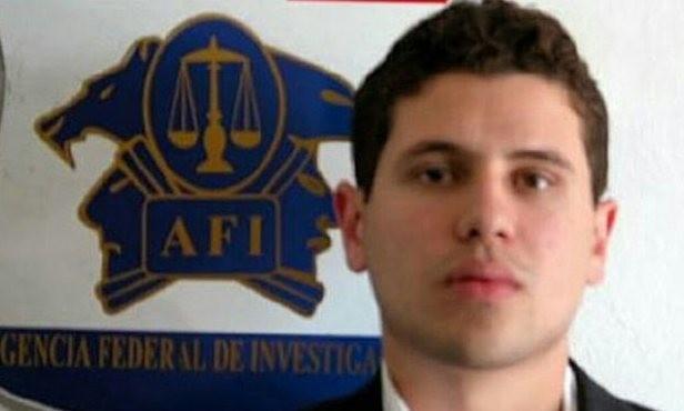 Ivan Archivaldo, người lên nắm quyền kinh doanh thay cha sau khi El Chapo bị bắt vào tháng Giêng.