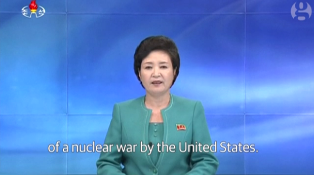 Người phát ngôn Triều Tiên phát biểu KCNA.