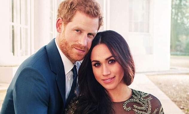 """Chỉ cách đám cưới hơn 1 tháng, cặp đôi Hoàng tử Harry và diễn viên Meghan Markle bị """"trù"""" sắp chia tay."""