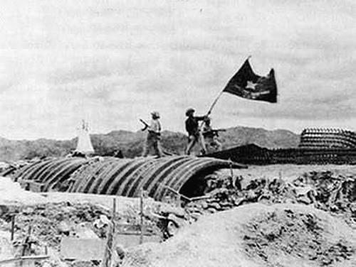 Ảnh tư liệu về Chiến thắng lịch sử Điện Biên Phủ 7/5/1954.