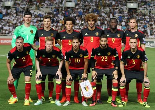 Tuyển Bỉ chốt danh sách dự World Cup: Cựu thần đồng M.U có tên