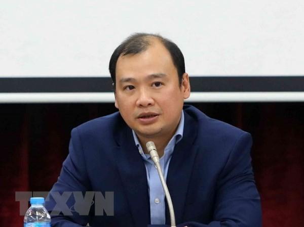 Ông Lê Hải Bình. Ảnh: TTXVN