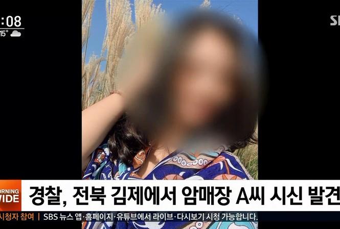 Đài SBS đưa tin về một phụ nữ Việt bị chồng Hàn giết hại rồi chôn xác phi tang.