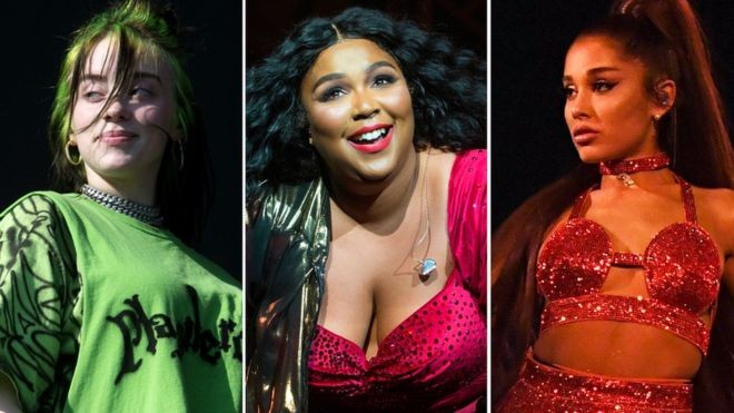 "Lizzo, Billie Eilish và Ariana Grande ""bội thu"" đề cử tại Grammy 2020."