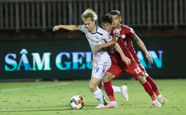 Văn Toàn cũng có thể sang Tây Ban Nha thử việc ở CLB Deportivo Alaves (ảnh: Anh Hải)