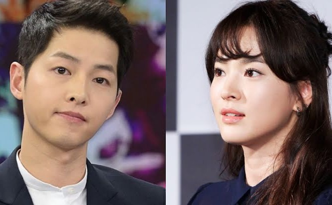 Hé lộ bí mật về vụ ly hôn giữa Song Joong Ki và Song Hye Kyo
