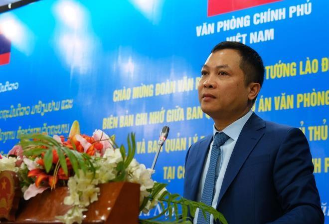 Bản tin 8H: Bổ nhiệm Tổng Giám đốc Cổng Thông tin điện tử Chính phủ