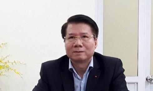 Ông Trương Quốc Cường-Thứ trưởng Bộ Y tế