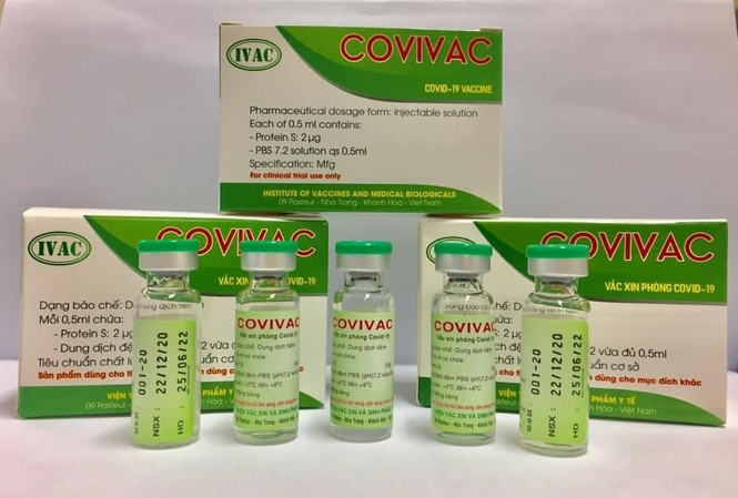 Chưa xác định ngày tiêm thử nghiệm vắc-xin ngừa COVID-19 thứ 2 tại Việt Nam?