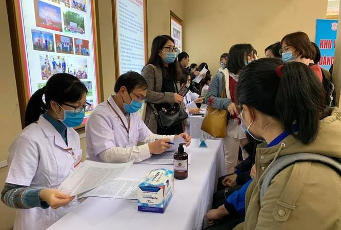 Việt Nam chính thức thử nghiệm vắc-xin thứ 2 ngừa COVID-19