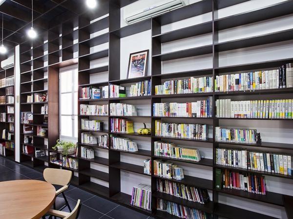 Khám phá những thư viện đọc sách miễn phí dành cho giới trẻ Hà thành