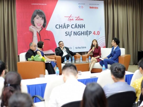 Langmaster chắp cánh sự nghiệp cho giới trẻ Việt Nam