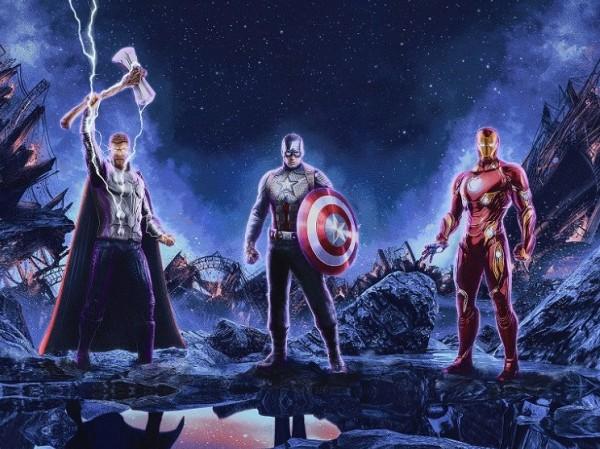 """Cả vũ trụ điện ảnh Marvel thu bé lại bằng 8 phút cuối cùng của """"Avengers: Endgame"""""""