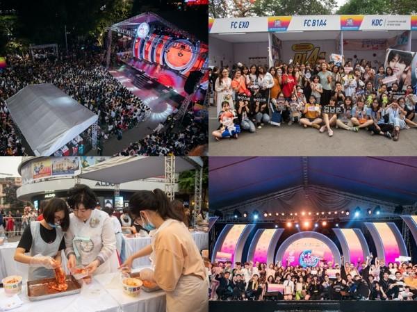 """Hà Nội: Giới trẻ """"quẩy"""" cực sung tại lễ hội K-pop Lovers và vòng loại Changwon K-pop World Festival 2019"""