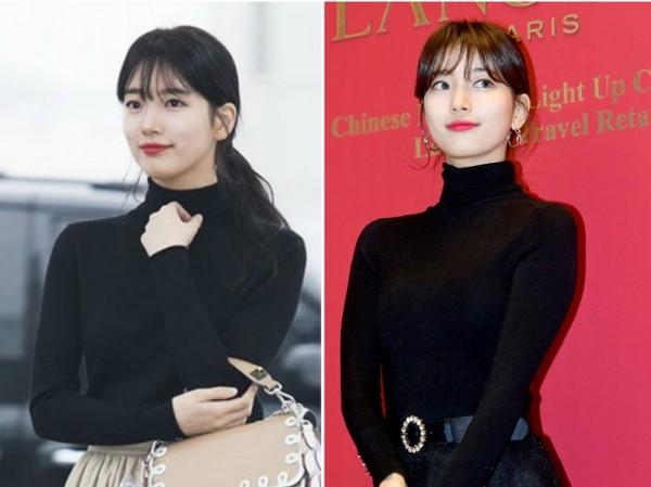 Không thể tin được, Suzy của năm 2017 và 2020 chẳng có chút khác biệt nào