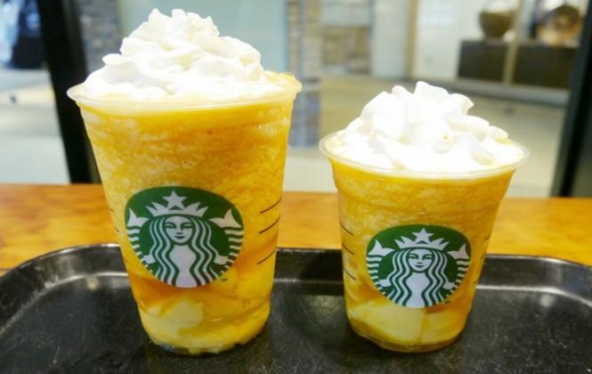 """Mango Mango - Thức uống xoài mới của Starbucks không còn bị chê là """"nhạt thếch"""""""